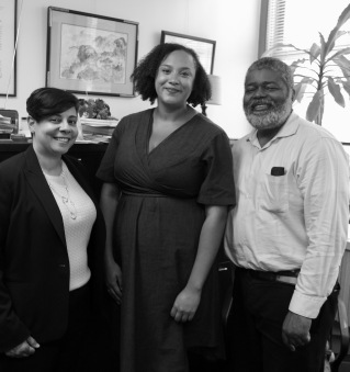 Meeting with members of the National Black Prosecutors Association
